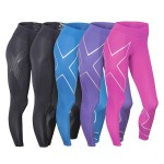 2XU Midrise tights Fitnesspigen