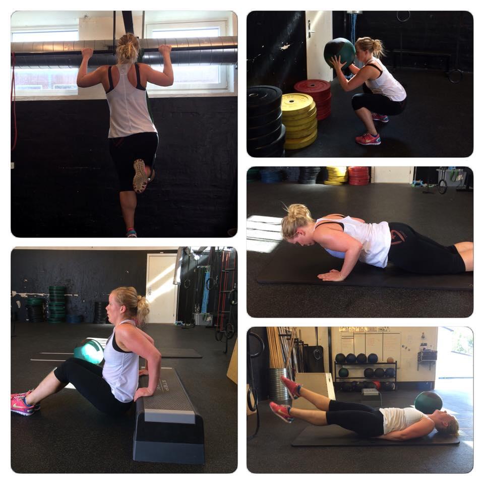 Gravid og træning