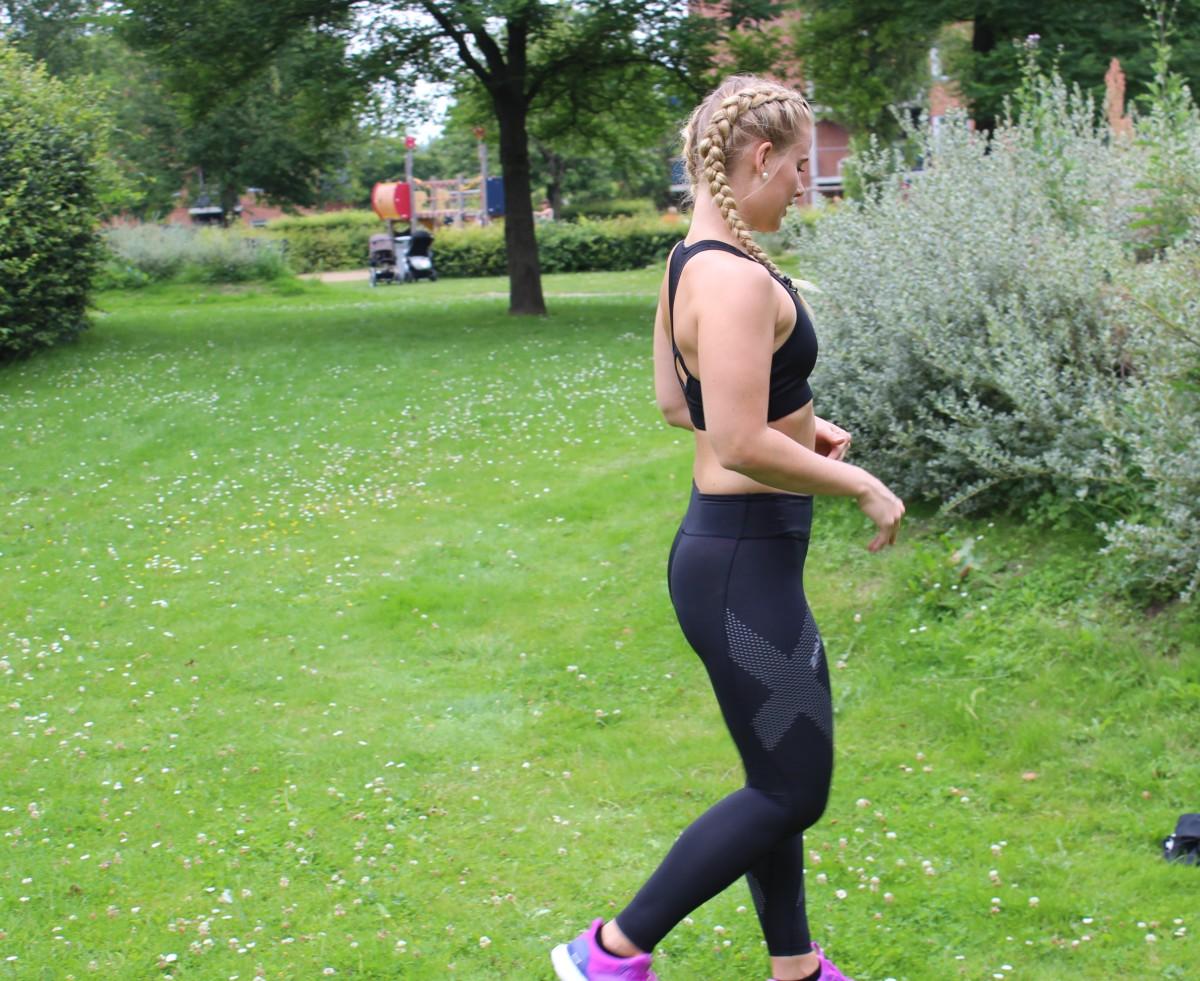 Interview med fitnesspigen Maya Lützhøft