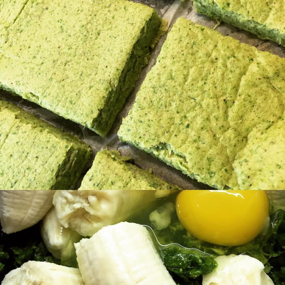 Fitnesspigens sunde grønneproteinkage