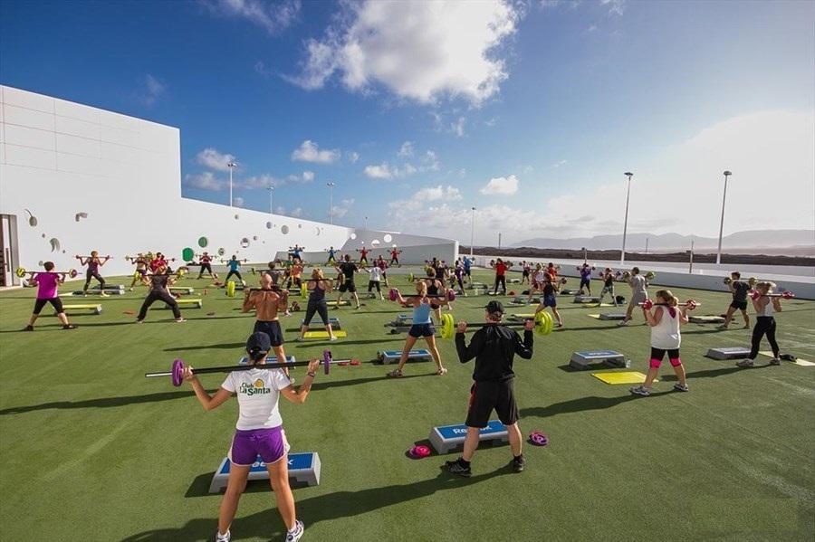 Club La Santa – Verdens største legeplads for en Fitnesspige – del1