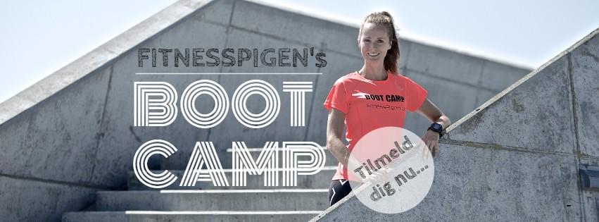 Boot Camp medFitnesspigen