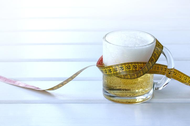 Alkohol og vægttab